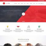 circle-flip-wordpress-business-theme