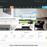 Wordpress Property Listing Theme - Real Homes is a premium WordPress theme for real estate websites.