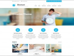 Bostan – Business Theme WordPress