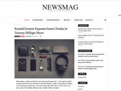 WordPress News Theme – Newsmag