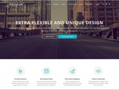 Specular – Responsive Business Theme