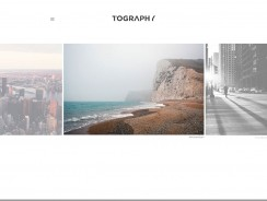 Tography – Photography Theme